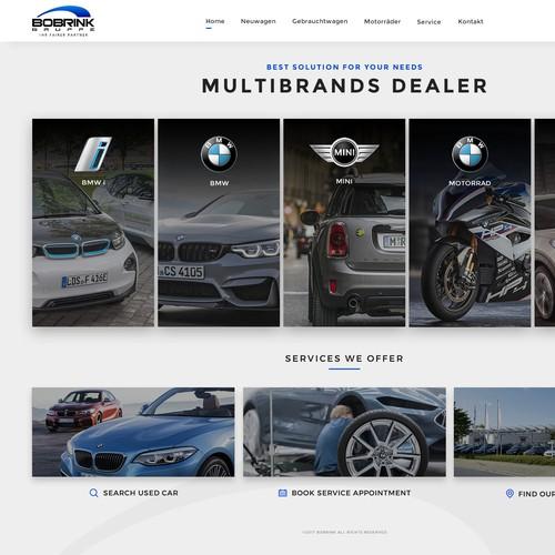 BOBRINK - MULTIBRAND CAR DEALER