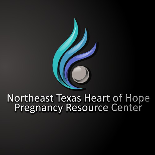 logo design Heart Of Hope