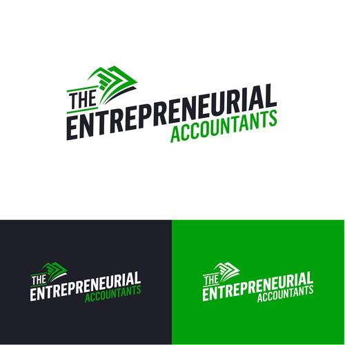 Logo Concept for The Entrepreneurial Accountants