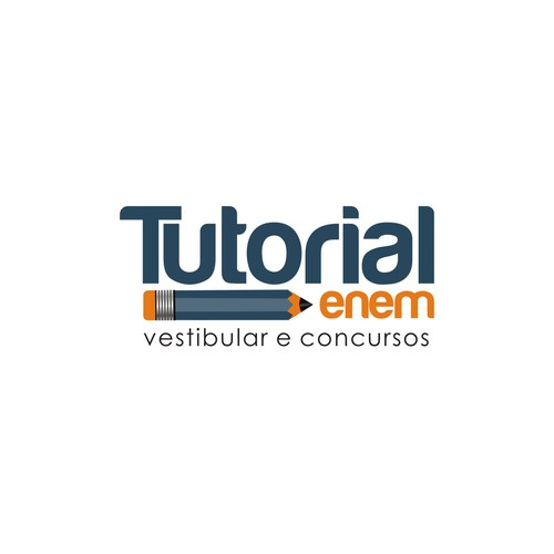 logo for Tutorial ENEM