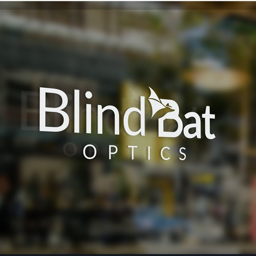 Logo Design for an Optics Company