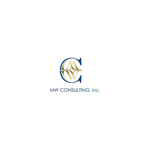 Final logo for a consulting company