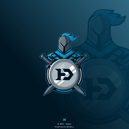 Logo for Team HD