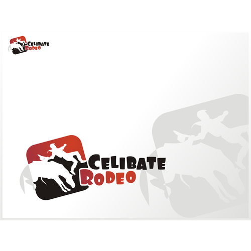 Create the logo for Celibate Rodeo