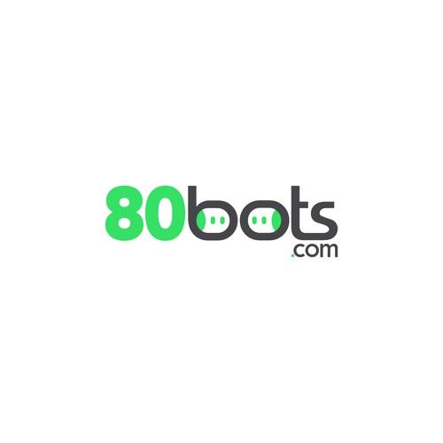 simple robot logo