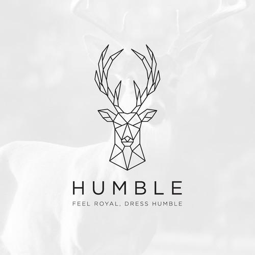 Geometric Humble Brand logo