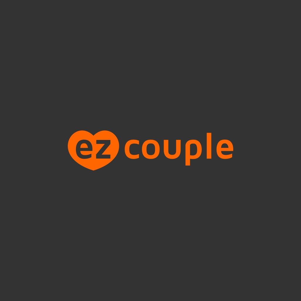 EZcouple.com needs a new, powerful, warm logo