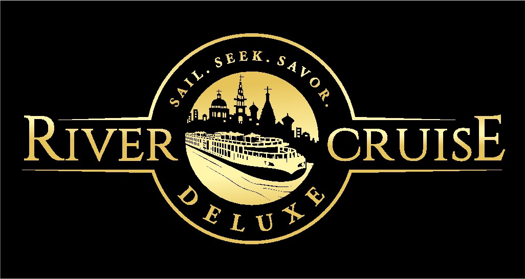 Design an elegant logo for River Cruise Deluxe!