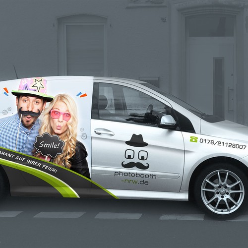 Photokleer car wrap
