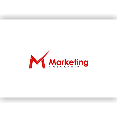 Create the next logo for Marketing Checkpoint