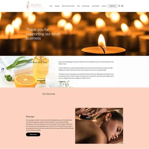Body and Soul massage studio