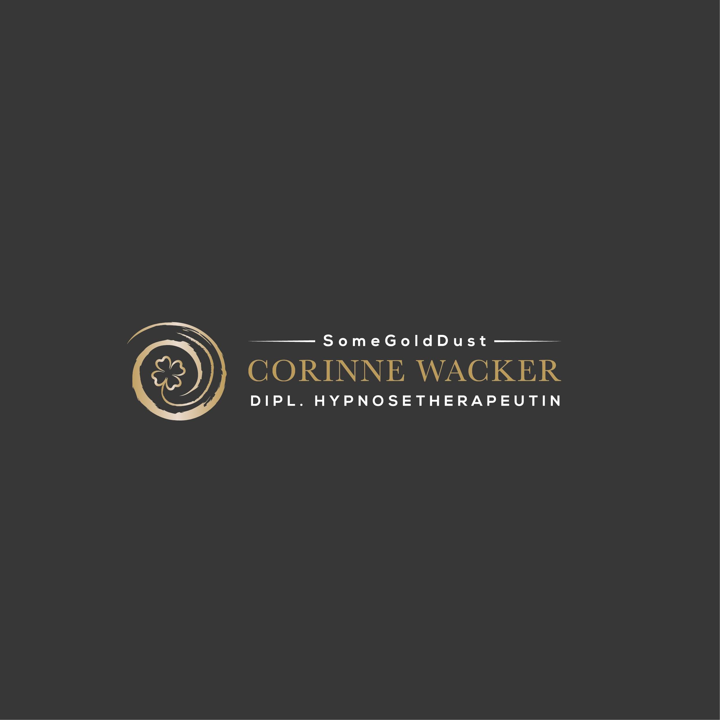 Logo für Hypnosetherapeutin mit Leidenschaft!