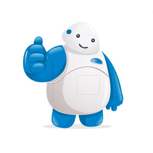 Design a cool, hip character/mascot