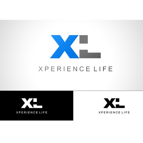 XL Logo Design