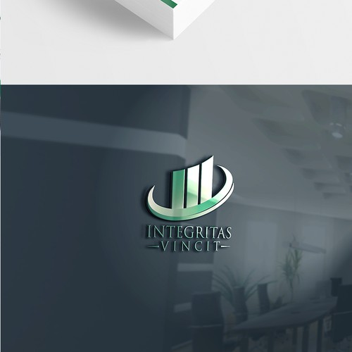 Design concept for integritas vincit