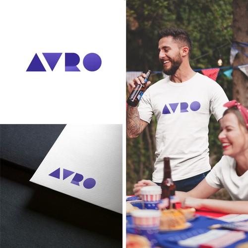 AVRO - Custom Lettering