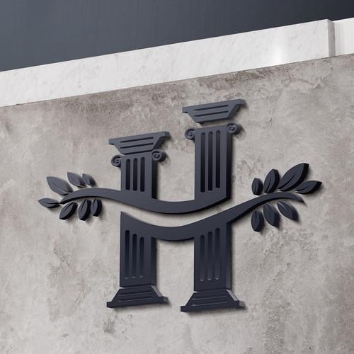 Hillstead Estates Logo Concept