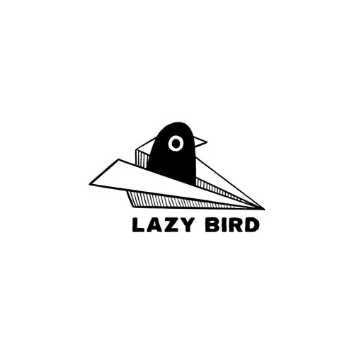 Lazy Bird logo