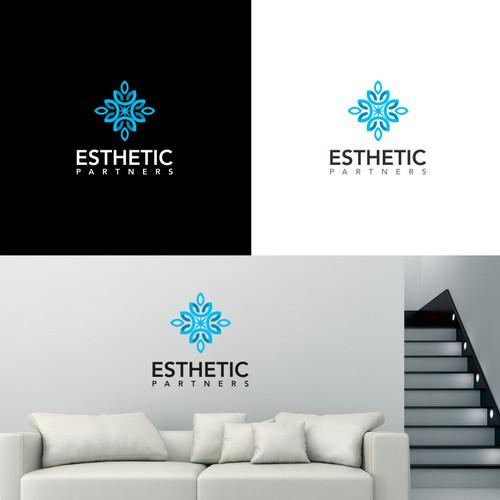design logo for Esthetic partners