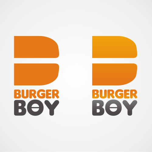 logo for Burger boy