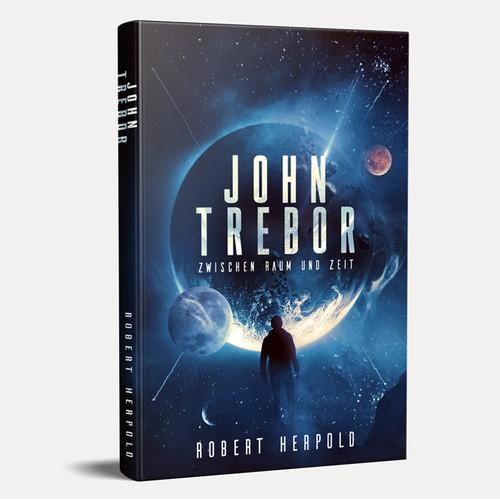 SciFi Roman mit Potenzial braucht Top-Cover