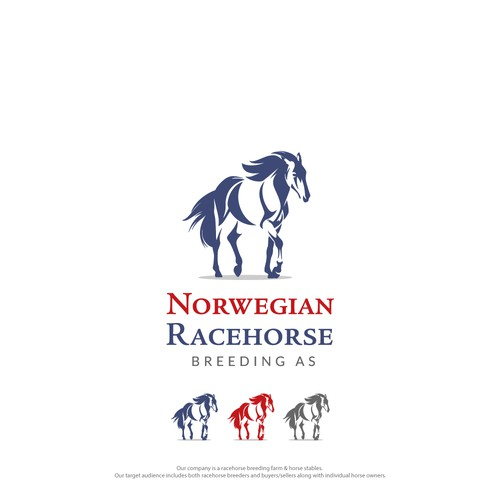 Logo for Breeding racehorse