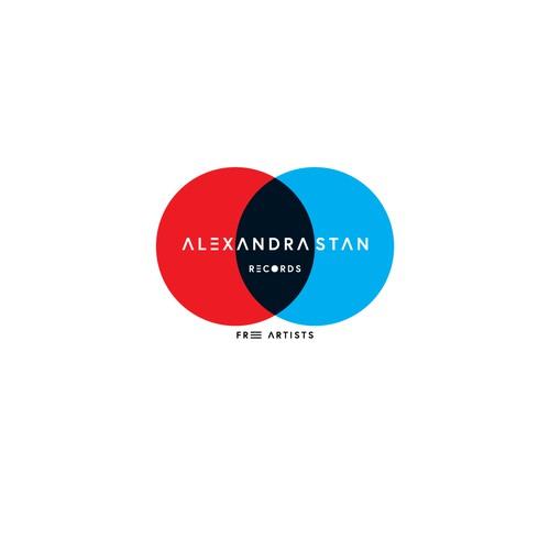 Logo concept for a recording artist
