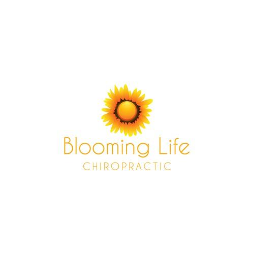 Blooming Life Chiropractic logo