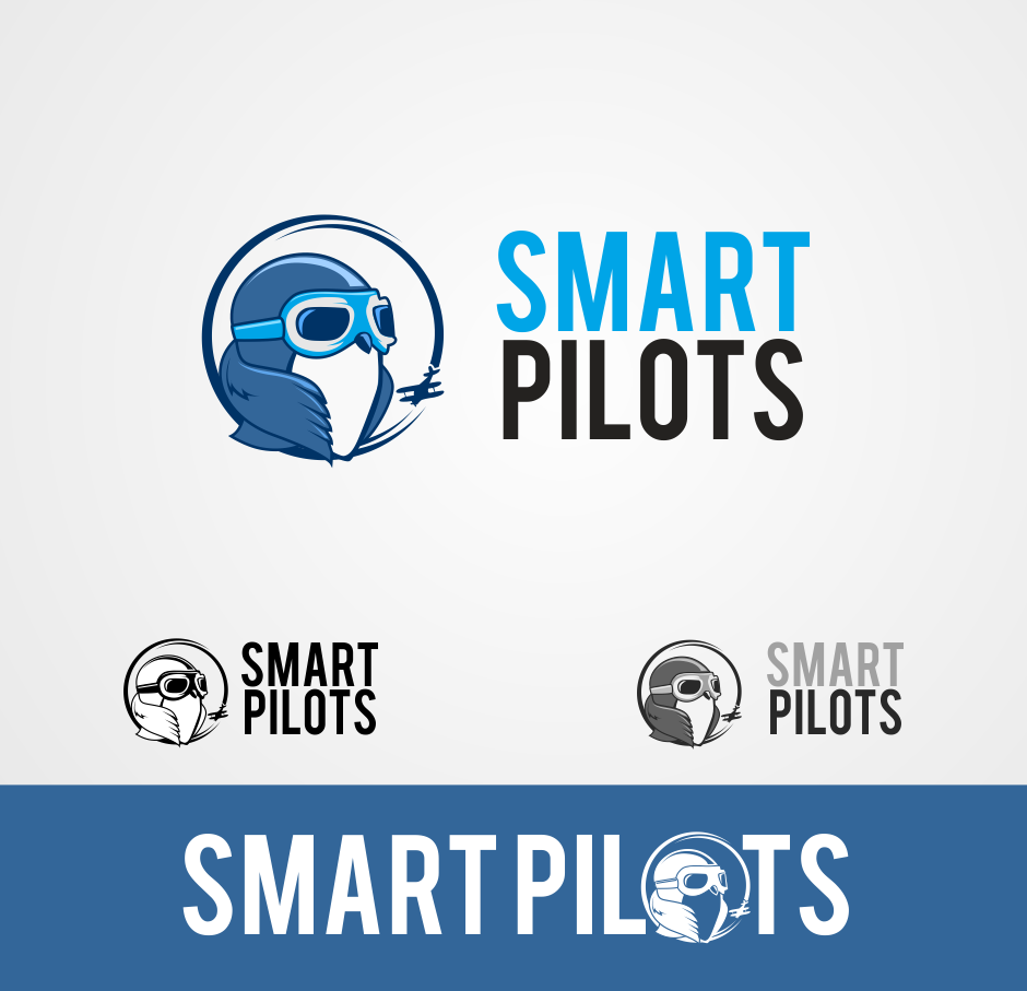An AWESOME logo for Smart Pilots!