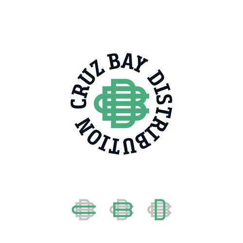CBD monogram logo