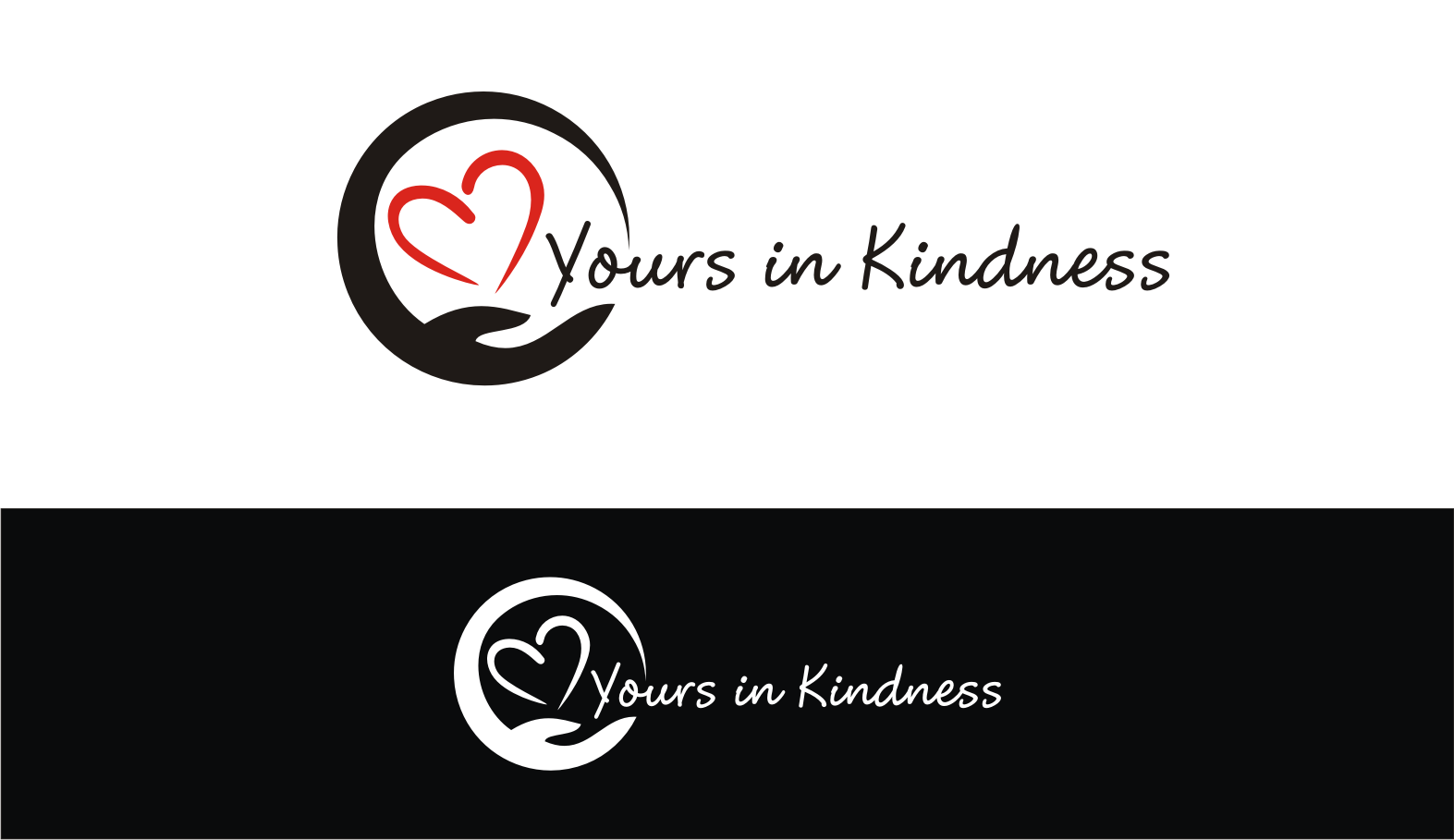 Yours In Kindness needs a logo!