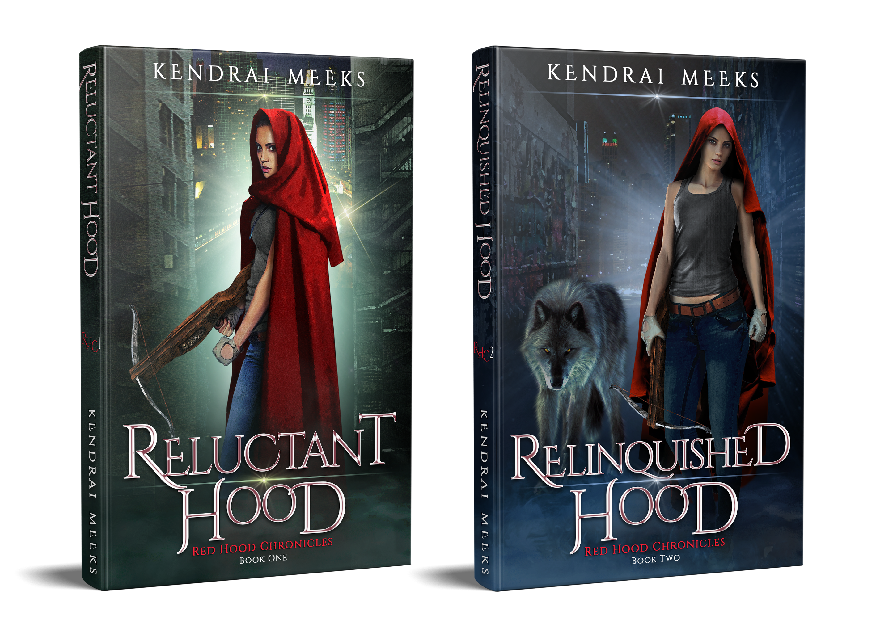 Red Hood Chronicles Book 2