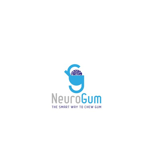 Help NeuroGum with a new logo