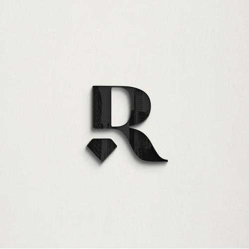 ROYAL DIAMOND FUND LOGO DESIGN