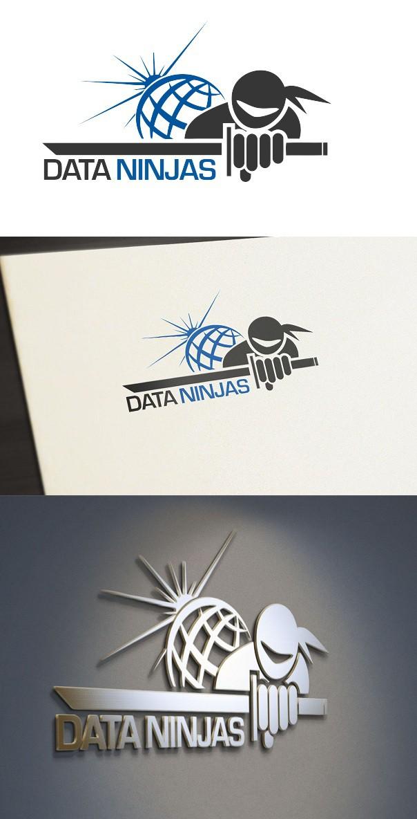 Create the next logo for Data Ninjas