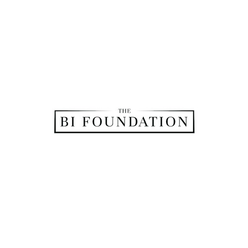 Textual logo for Bi Foundation