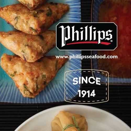 Phillips Holiday Magazine Ad