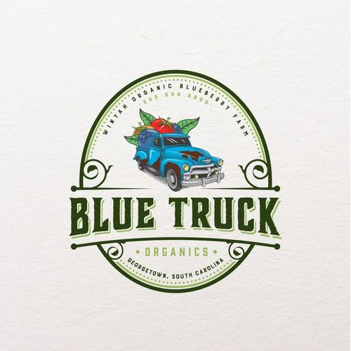 blue truck organics
