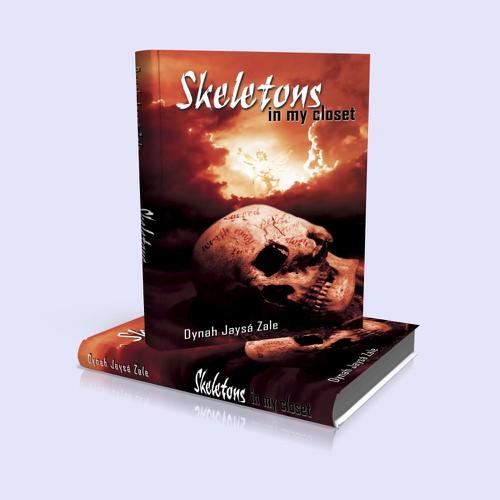 Book design for fiction novel