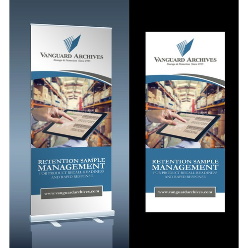 Rollup Banner for VANGUARD ARCHIVES