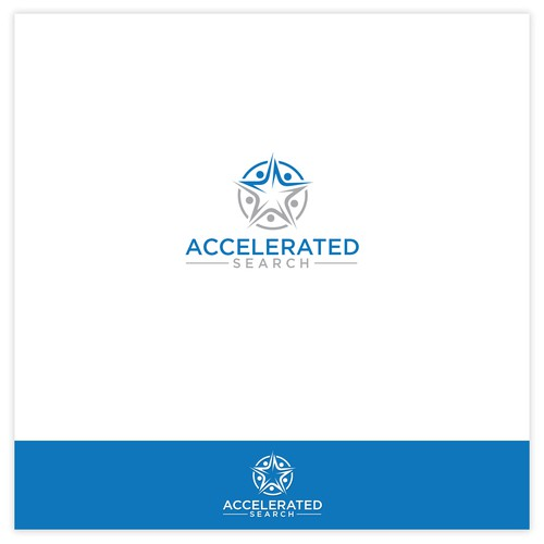Logo Concept for Accelerated Search