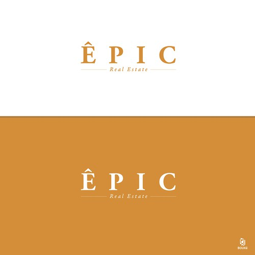 Help Epic Real Estate with a new logo