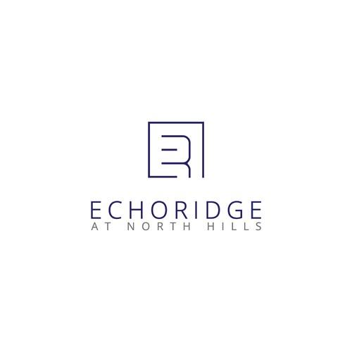 Modern lofo for EchoRidge