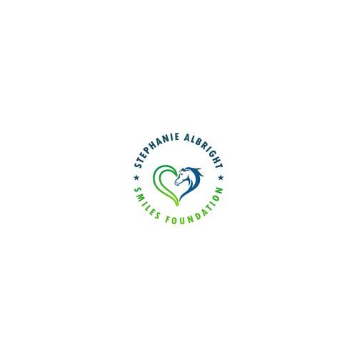 Logo for a foundation