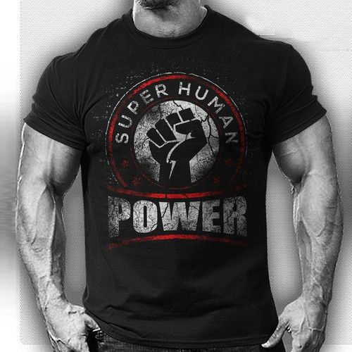super human power