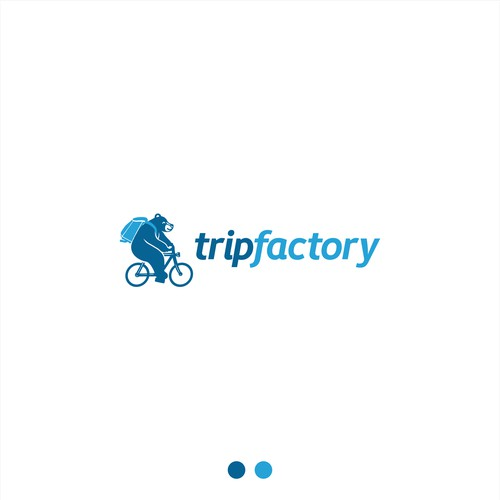 Logo for Trip Factory