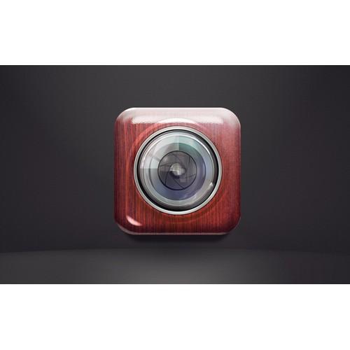 Icon for photo-real interior design iPad app