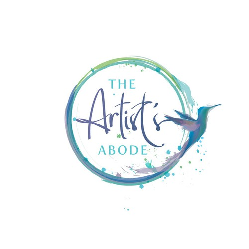 logo for the Artist's Abode
