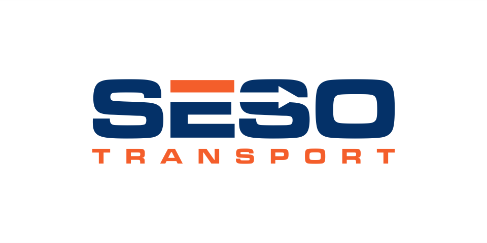 Modern logo for a new Trucking company emphasizing movement
