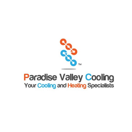 Paradise Valley Cooling needs a Strong, Modern, Professional Logo! Style Examples attached!!